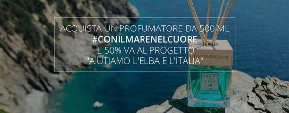 Supportiamo la raccolta fondi di Acqua dell'Elba
