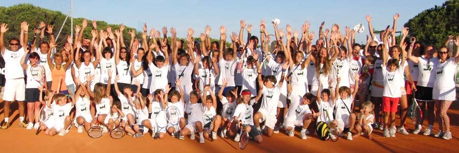 vacanze di tennis al villaggio costa dei gabbiani