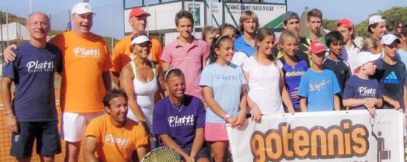 piatti e allievi tennis