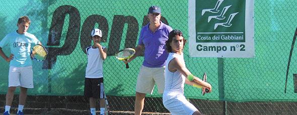 tennis con riccardo piatti
