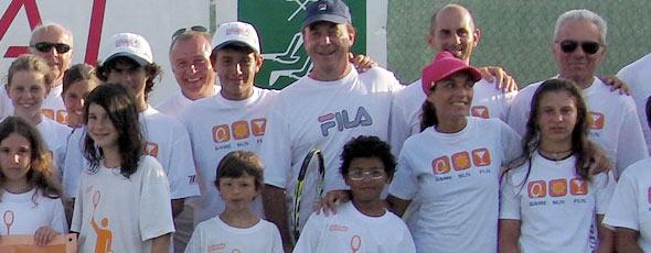 clinic tennis piatti