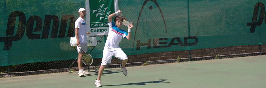 migliorare il proprio talento tennistico