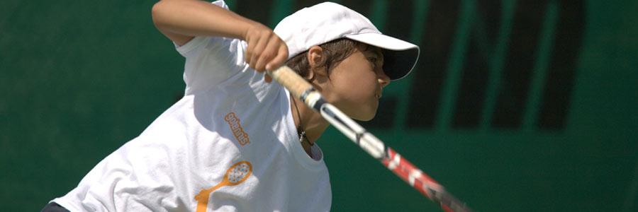 clinic di tennis per tutte le età