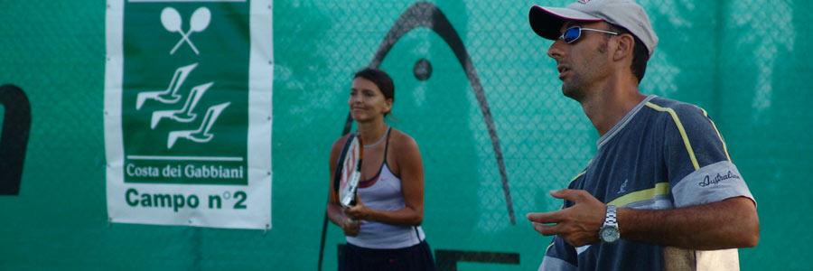 tennis per tutti i livelli di gioco